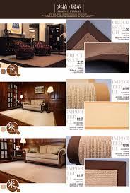 teppich sisal teppiche aus bambus seide bambus seide loom teppich 80x300
