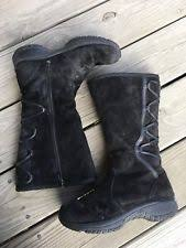 womens size 12 fur lined boots womens merrell boots ebay