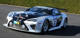 v10 lexus gs lexus to enter modified lfa code x in nürburgring 24 hour race