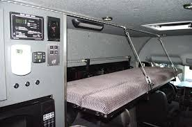 Hi Gear Folding C Bed Fold Bed In A Sprinter Cer Conversion Pinterest