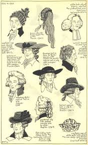 hair style of 1800 image result for how to do hair styles 1790 s france barnstorm