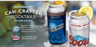 American Light Beer Red Robin Adds Beer Cocktails To The Menu Drinking In America