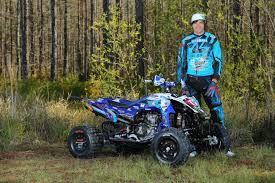 atv motocross dirt wheels magazine yamaha announces 2015 atv race team