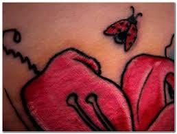 ladybug tattoos and designs