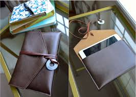 diy easy leather ipad mini case with picture tutorial my craft