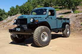 jeep modified classic 4x4 behind the wheel of the legacy classic trucks power wagon