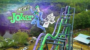 Six Flags New Jersey Tickets Would You Ride