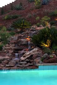 Steep Hill Backyard Ideas Backyard Landscaping Designs Landscape Rustic With Backyard