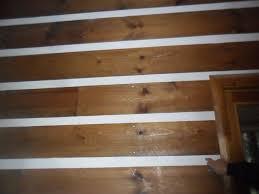 log home interior walls log cabin inside walls construction look home decor 23284