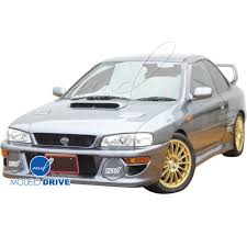 subaru gc8 coupe 22b wr front bumper body kit w covers gc8 for subaru impreza 93