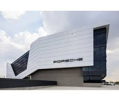 porsche usa headquarters projects featured projects kawneer north america