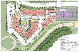 Apartment Building Plans Apartment Complex Site Plan The 300 Unit Upscale Apartment