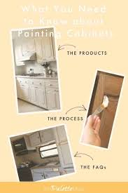 how to paint kitchen cabinets without streaks what you need to before painting cabinets the palette