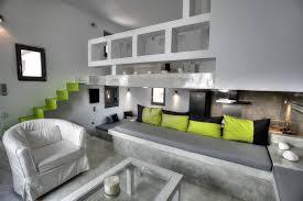 majestic naoussa hill split level suite naoussa boutique hotel