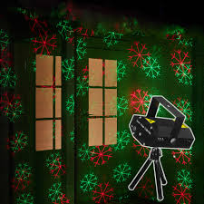 Christmas Laser Projector Lights by Christmas Snowflake Projector Laser Light Lights4fun Co Uk