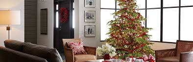 classic christmas tree crate and barrel