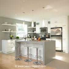 comptoir de cuisine blanc armoire blanche thermoplastique comptoir de cuisine quartz maison