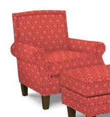 Paula Deen Patio Furniture Paula Deen By Craftmaster Upholstered Chairs Transitional Chair
