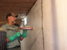 in basement wall leaking u2014 new basement and tile