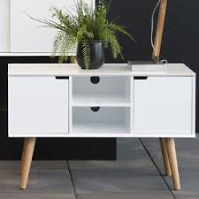 small white storage cabinet small white sideboard stand tv unit storage cabinet vintage retro