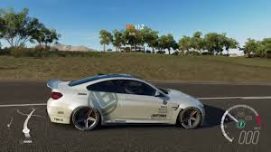 subaru liberty walk bmw m4 liberty walk forza horizon 3 youtube