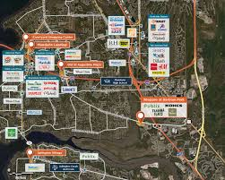 Map Of Jacksonville Florida by Shoppes At Bartram Park Jacksonville Fl 32258 U2013 Retail Space