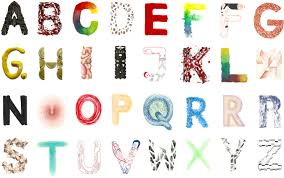 7 best images of different letter designs different types of