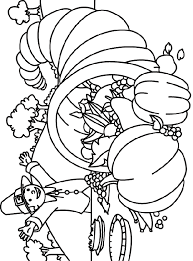 giving thanks coloring page fall pinterest thanksgiving