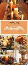 38 beautiful fall centerpieces you can make yourself country