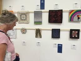 crafting in my log cabin in wales quilt show 2016