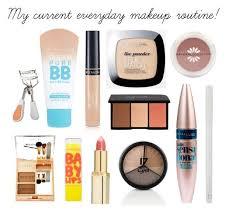 everyday face makeup routine mugeek vidalondon