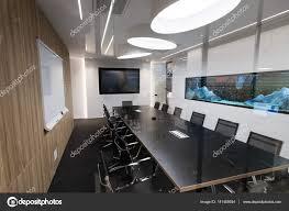 aquarium bureau bureau équipé moderne avec aquarium photographie nd3000 141455554