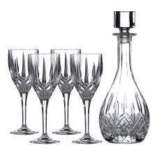 wine sets wine set of 4 with decanter discontinued royal doulton us