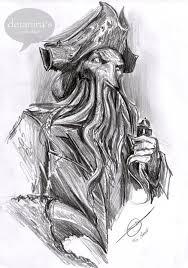 Davy Jones Halloween Costume Davy Jones Pirates Caribbean Stjepan Sejic Comic Art