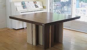 table de cuisine ancienne grande table bois massif ancienne pour decoration en table de bois