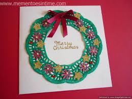 christmas card ideas for children to make christmas lights