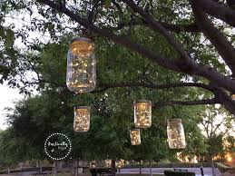 Hanging String Lights by Fairy Light Hanging Mason Jar Light Firefly Light