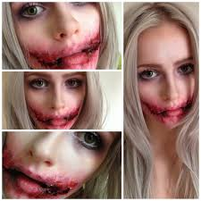 halloween makeup smile the little blonde beauty blog halloween makeup jokers chelsea