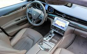 suv maserati interior maserati quattroporte review and photos