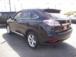 lexus suv 350 2010 lexus rx 350 4dr suv in san antonio tx luna car center