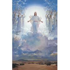 jesus christ lds art ministry resurrection portraits u0026 more
