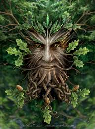 winter solstice the king vs the oak king through your