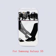 dating Design white skin phone cover cases For Samsung Galaxy S        S   S