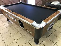 used valley pool table table 060417 valley used coin operated pool table used coin