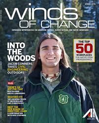 winds of change magazine aises