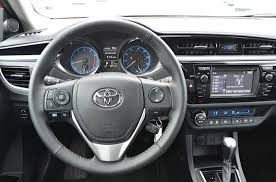 2015 toyota corolla mpg 2015 toyota corolla review by larry nutson