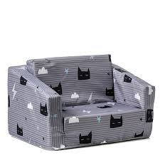 adairs kids flip out sofa bed mask home u0026 gifts furniture