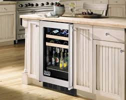 under cabinet beverage refrigerator viking vbci5240grss 24 inch undercounter beverage center with 5 3 cu