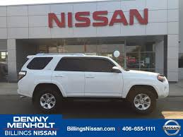 Used Cars For Sale In Billings Montana by Used Cars And Trucks Toyota For Sale In Billings Mt Carmart 360 Inc