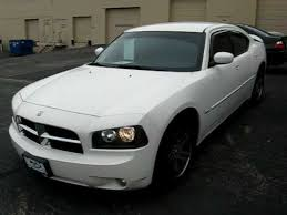 dodge charger hemi 2006 2006 dodge charger rt white sn879